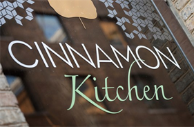 Cinnamon Kitchen, October 2017