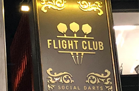 Flight Club, November 8th 2018