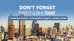 Don't Forget Thirsty Club Is Today